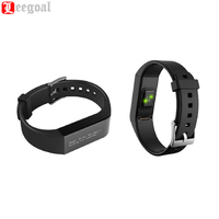 Smart Band A6 Bluetooth Smart Bracelet Real Time Heart Rate Monitor Health Track Pedometer Wristband Touch