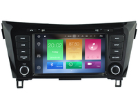 Octa 8 Core Android CAR DVD Player FOR NISSAN QASHQAI X Trail ROGUE Car Audio Gps