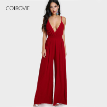 COLROVIE Box V Jumpsuit
