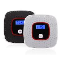 NEW LCD CO Carbon Monoxide Gas Alarm Sensor Poisoning Smoke Gas Tester Detector