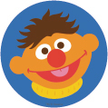 Ernie Pop Socket