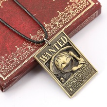 Monkey D Luffy wanted necklace