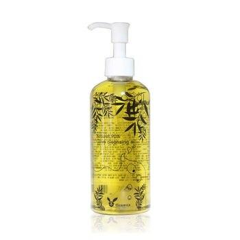 Натуральное 90% очищающее масло для оливкового масла Elizavecca, 300 мл, средство для снятия макияжа, средство для очистки лица, увлажняющее средств