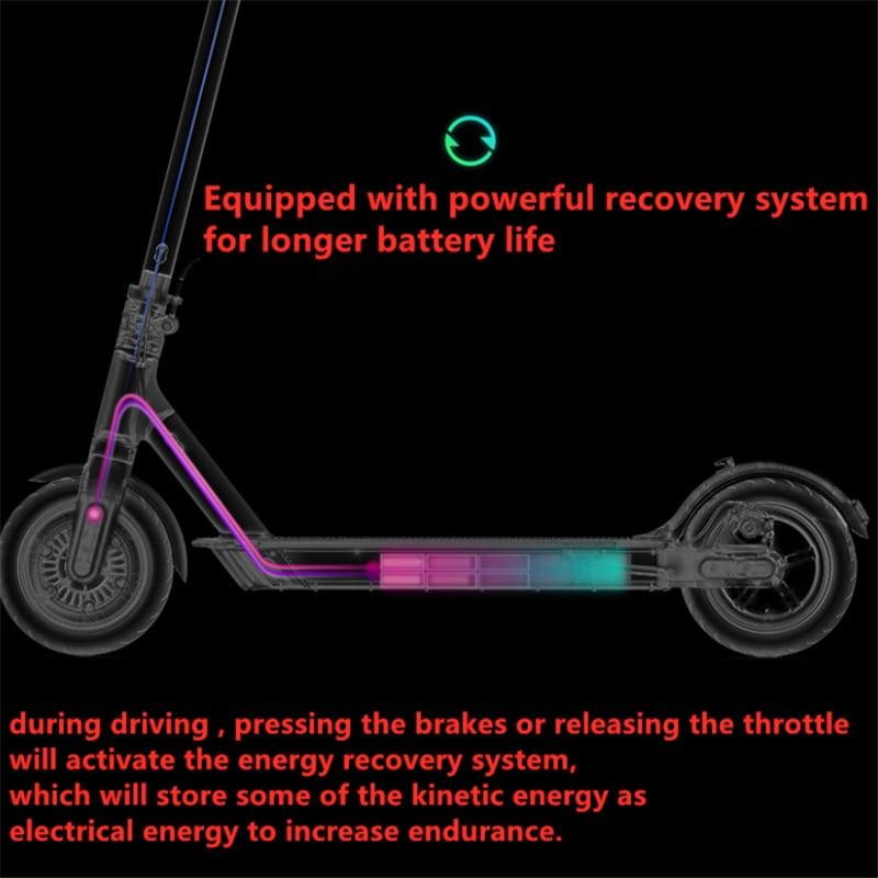 original inteligente scooter eletrico controle remoto two rodas 04