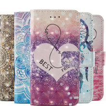 Bling PU Leather Covers For Samsung Galaxy J3 J5 2016 J7 2017 SM-J330 SM-J530 SM-J730 A320F A520F A720F Note8 S8 Flip Cover Bag(China)