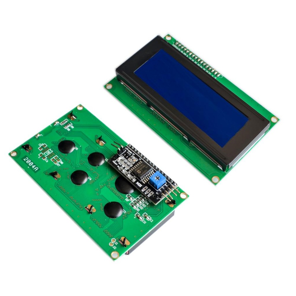 IIC-I2C-TWI-Serial-LCD-2004-20x4-Display-Shield-Blue-Backlight