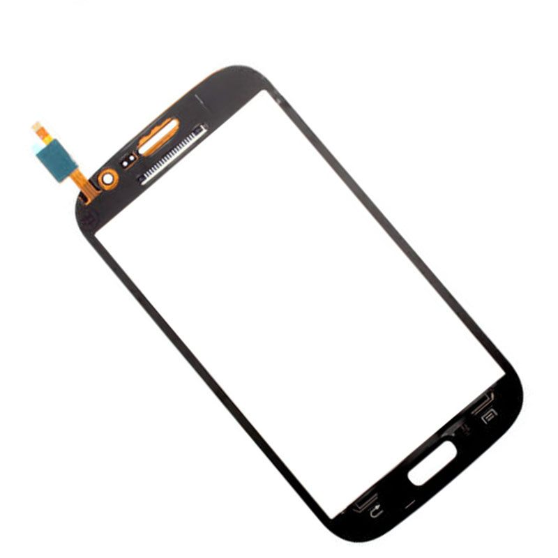 Black For Samsung Galaxy Grand i9082 GT-i9082 i9080 GT-i9080 Digitizer Touch Screen Panel Sensor Glass Replacement