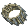 For SUZUKI GS250T GS 250T 1980 1981 RM125 RM 125 1981 1982 1983 1984 1985 Enduro PE175  Motorcycle Friction Clutch Plates Kit