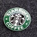 Nuevo Lujo Starbuck UFO Banco de la Energía 10000 mAh Alta Calidad Problema Externo Powerbank móvil portátil batería