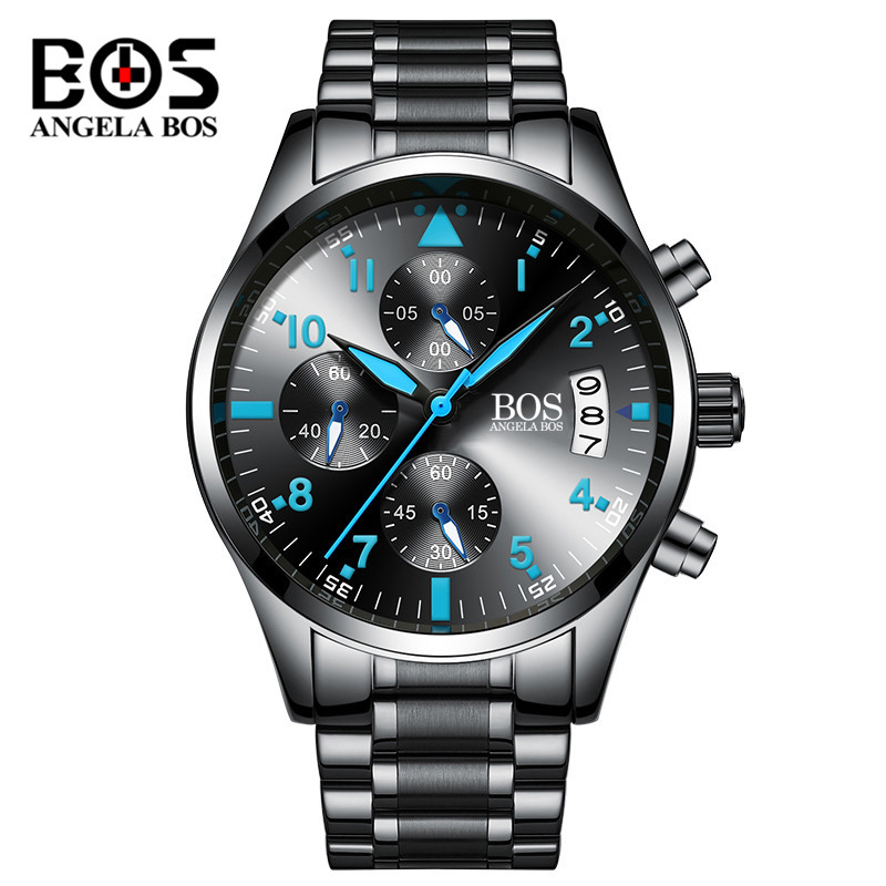 Relogio Masculino Mens Watches Top Brand Luxury Quartz Watch Men Waterproof Luminous Army Sport Wrist Watch Clock Men Hours 2017 mens watches top brand luxury business quartz wrist watch man waterproof gold wristwatch clock men hours 2017 relogio masculino