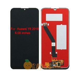 Image 5 - Neue LCD Display Sensor Für Huawei Y6 SCL L01/ Y6 2017 MYA L11/ Y6 2018 ATU L11 ATU L21/ Y6 2019 touchscreen Digitizer Montage