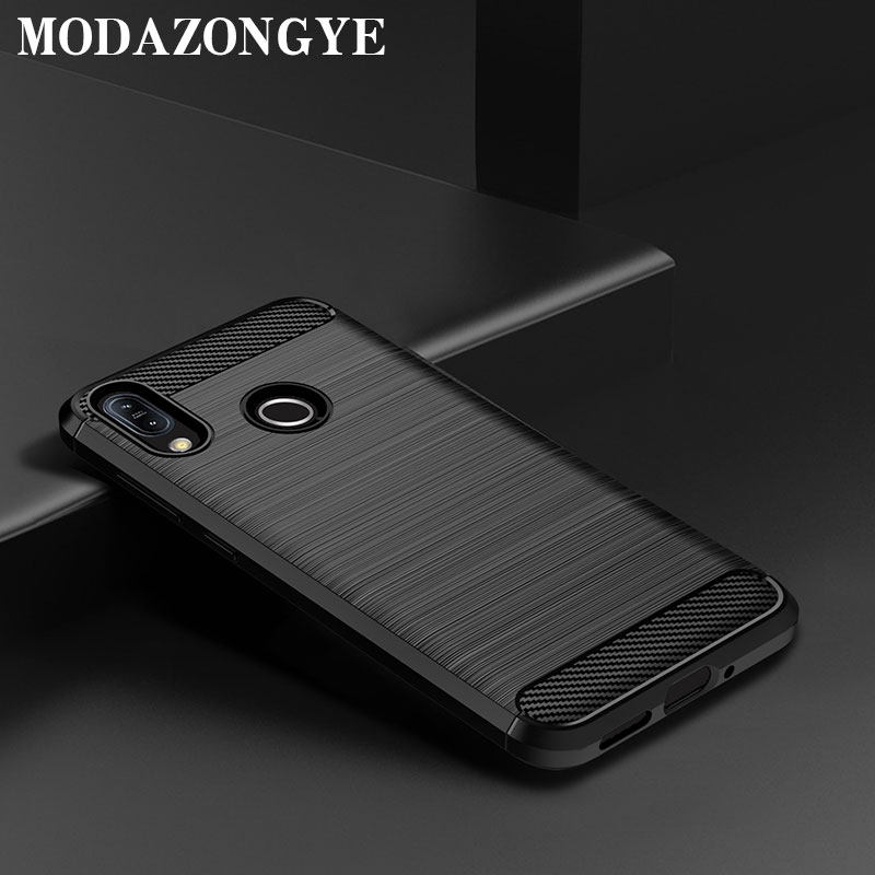 Asus Zenfone Max M2 ZB633KL Case Silicone Soft Back Cover Phone Case For Asus Max M2 ZB633KL ZB 633KL ZB633 KL Asus X01AD 6.3