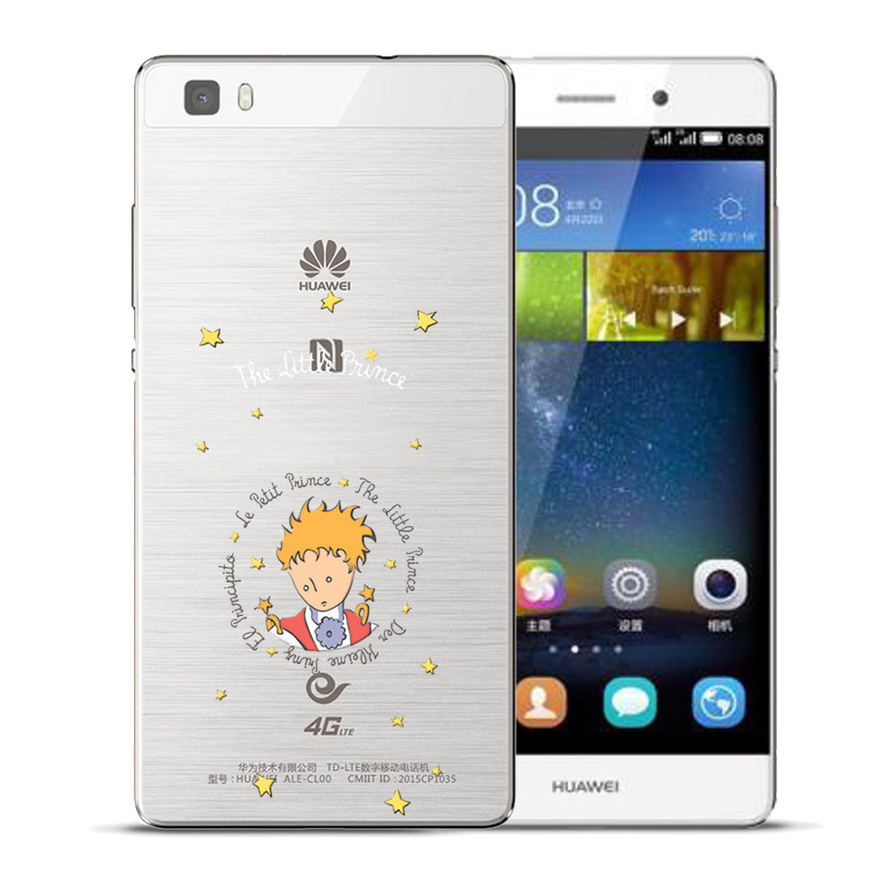 Little Prince Case For Coque Huawei P8 P9 P10 P20 Lite Plus Mate ...