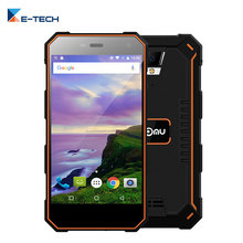 Germany Stock NOMU S10 IP68 Waterproof Shockproof Smartphone 5.0 Inch 2GB RAM 16GB ROM 5000mAh 4G FDD LTE OTG Mobile Phone(China)