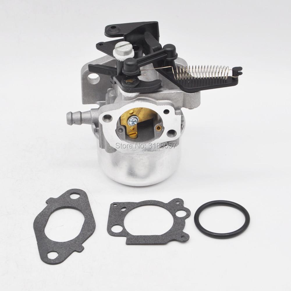 796608 Carburetor Assembly w/ Choke Spring for Briggs ...