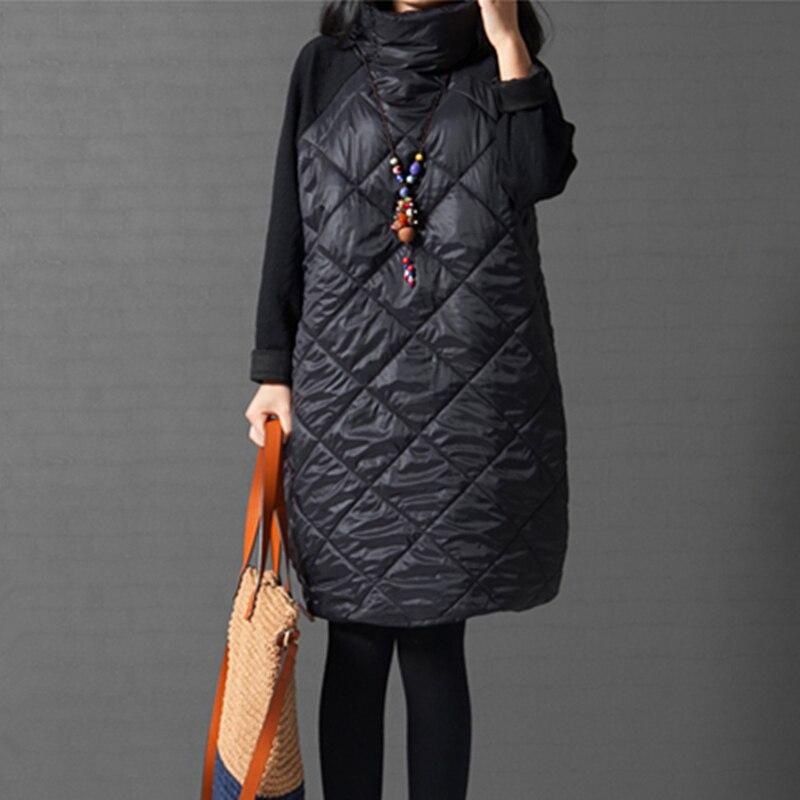 2020 Winter Jacket Women Cotton Long  Coat Outwear Warm Parka Feminina Plus Size  Winter Jacket Women Parkas M- 4XL 5XL 6XL 7XL