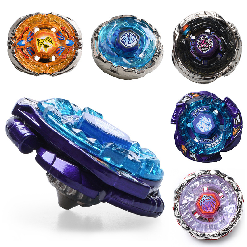 2017 New 5 Style Constellation Beyblade Metal Fusion 4D Launcher Classic font b Toys b font