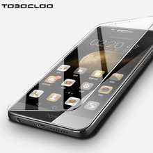 TOBOCLOO Tempered Glass For Huawei Ascend P8 P9 Lite Honor 4C 4C Y3 Y5 Y6 II PRO GR5 5C 5X Screen Protector Film case cover