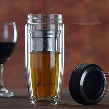 Vakuum Flaschen Thermocup Thermoskannen Tee Kaffeetasse insulated Home Reise Thermosflasche Drink