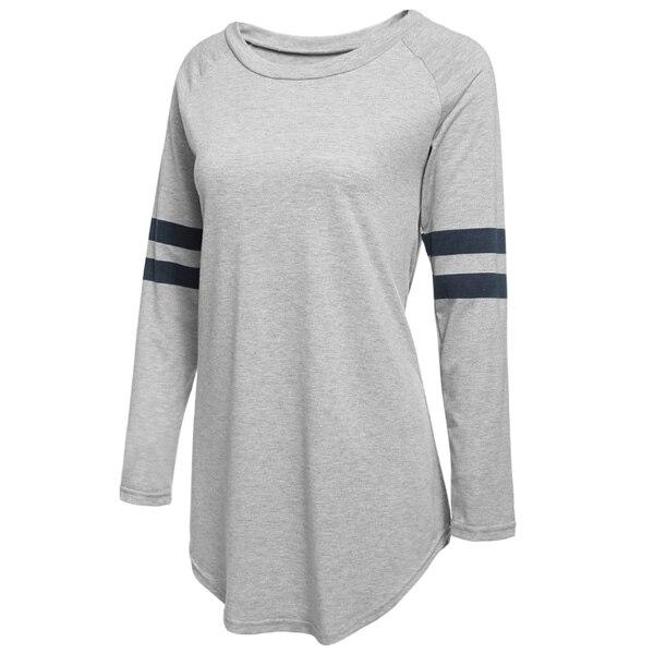 HTB1JPNZOVXXXXaYXVXXq6xXFXXXZ - T Shirt Autumn Long Sleeve Base Ball Casual Women T-shirts