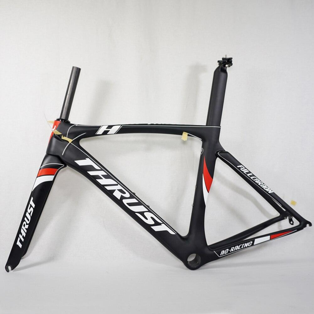 ⓪Carbon Road Bike Frame 2017 T1000 Racing Bike Frame Cycling Carbon ...
