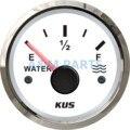Medidor de nivel de Agua Marina KUS, medidor de nivel de tanque de barco y camión de 52mm 0-190 ohmios