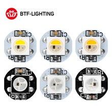 WS2812B ledチップとヒートシンクボード10ミリメートル × 3ミリメートルWS2811 ic WS2813 ic 5050 smd rgb led SK6812 rgbw 10 100個黒、白pcb 5v