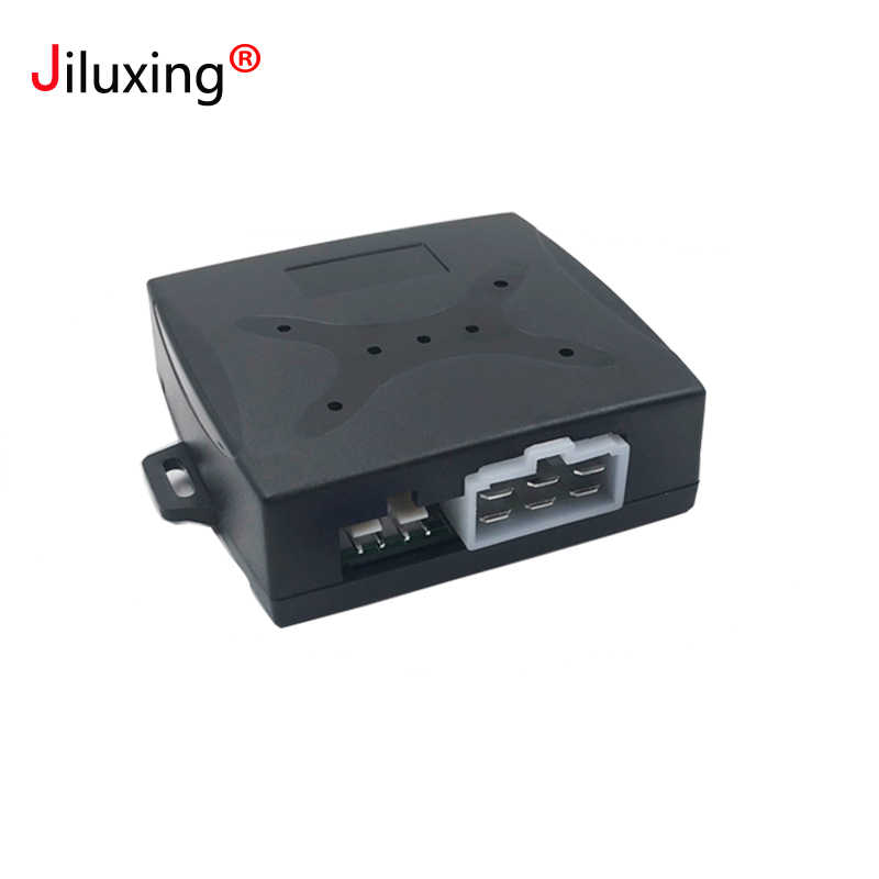 Jiluxing 車の警報エンジンプッシュボタンスタートストップボタン rfid ロック点火スイッチキーレスエントリーシステムスターター盗難防止システム