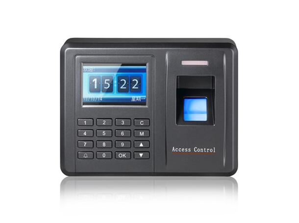 ФОТО TCP/IP, USB Data Backup RFID keypad Fingerprint Access Control& Time Attendance for gate & door access control system
