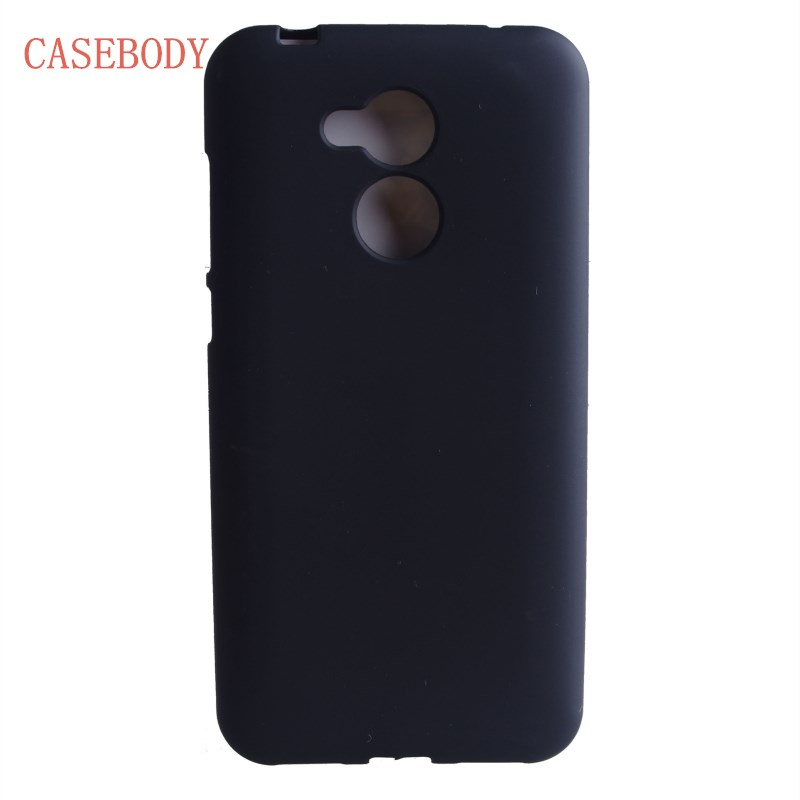 CASEBODY For Huawei Honor 6A Case Dual SIM Mobile Phone Bag Matte TPU Case Cover For Huawei Honor6A Cover Shell Coque 6 A