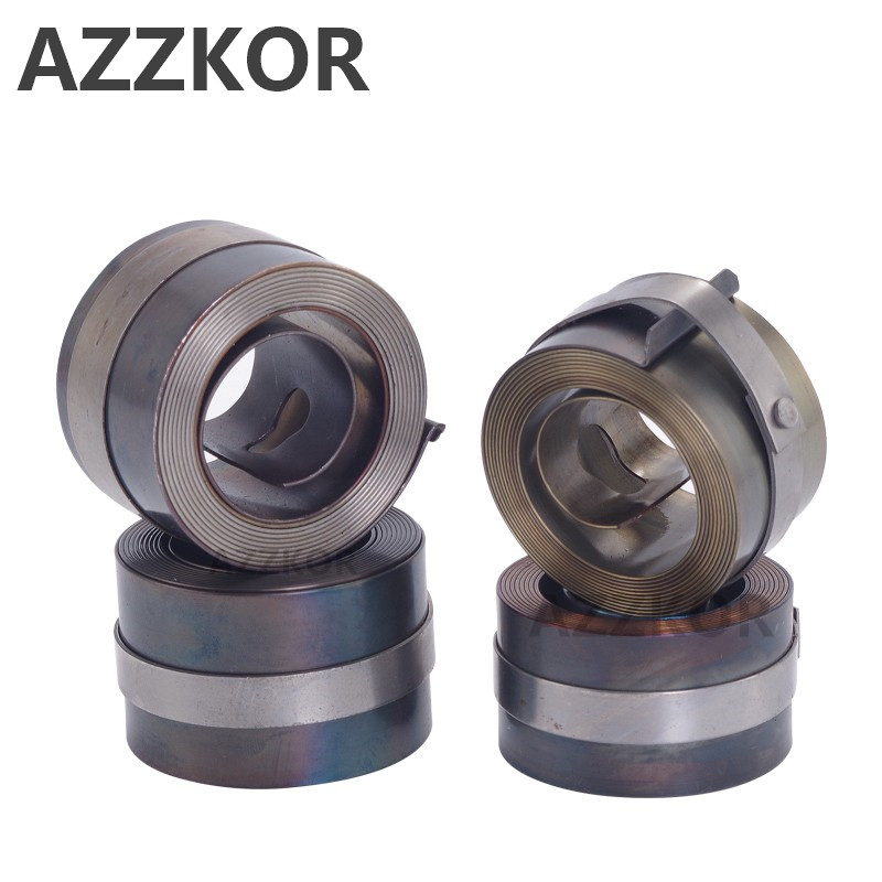 Turret Milling Machine Spindle Reset Spring Scroll Into The Feed Handle Coil Accessories B178 Wholesale NC Fastening Tools NO.5