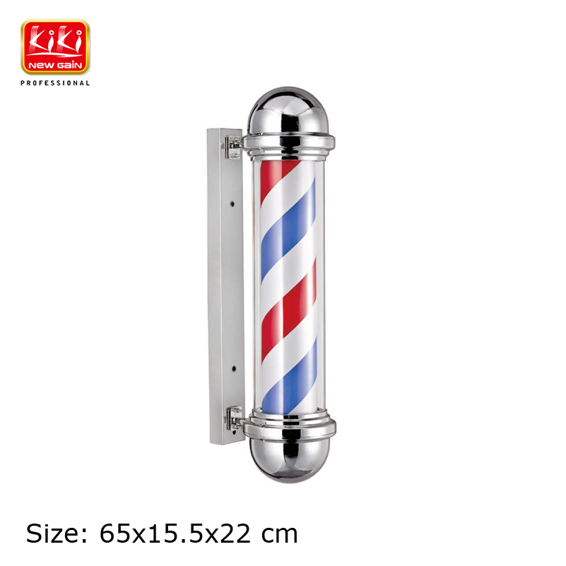 317D Size Roating Barber Pole.Salon Equipment.Barber Sign.Free Shipping.Hot Sell European Style