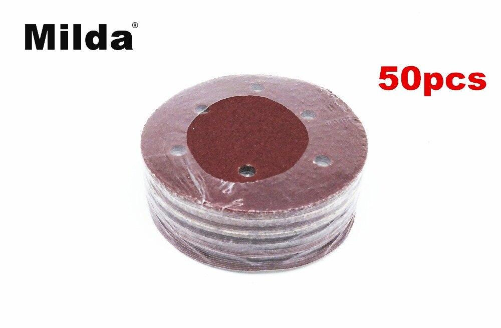 Milda 50pcs 5 Inch 5