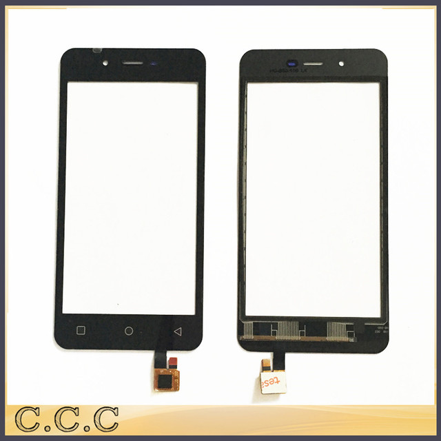 Front Glass Lens TouchScreen Sensor For Micromax Canvas Spark Q380 Touch Screen Panel Digitizer