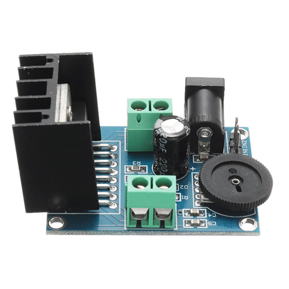 Module Tda7266 Audio-Amplifier Stereo