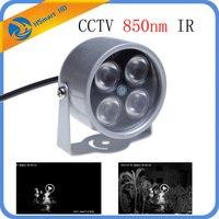 Горячая Новинка 4 шт. светодиодный осветитель 850nm ИК инфракрасный свет ночного видения для безопасности CCTV AHD 1080 P TVI CVI IR 3g WiFi мини-камера
