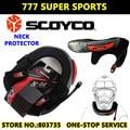 ATV Motocicleta Ciclismo Protector de Cuello Protector Engranajes MX Motocross Neck Brace de Scoyco N02