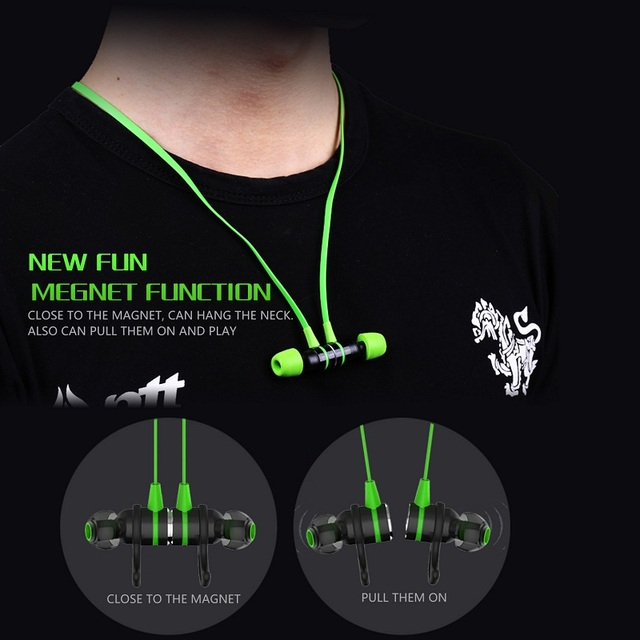 TOP Gaming Headset PC Gamer Earphone earbuds with clear mic for computer smartphone samsung sony PS4 game headphones jack bass
