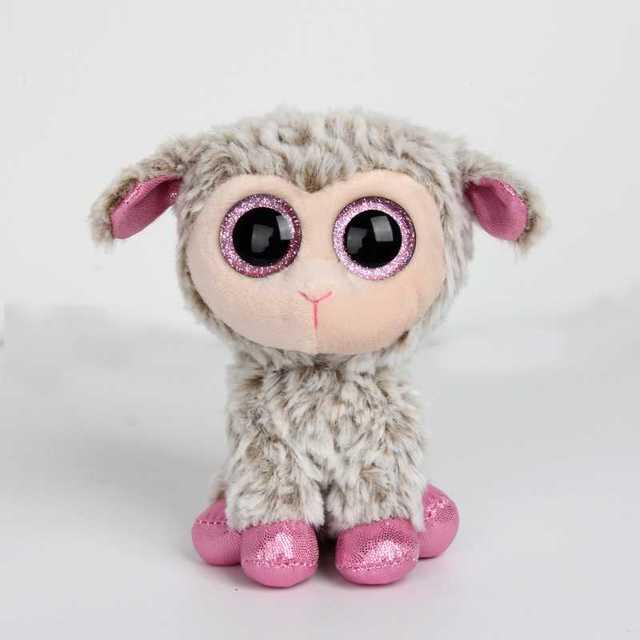 Ty Beanie Boos 6 15cm Unicorn Sheep Pig Plush Toy Stuffed Animal