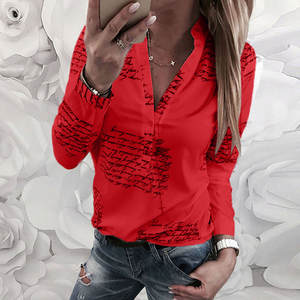 CHAMSGEND 2019 Shirt Womens Tops And Blouses Summer Tunic