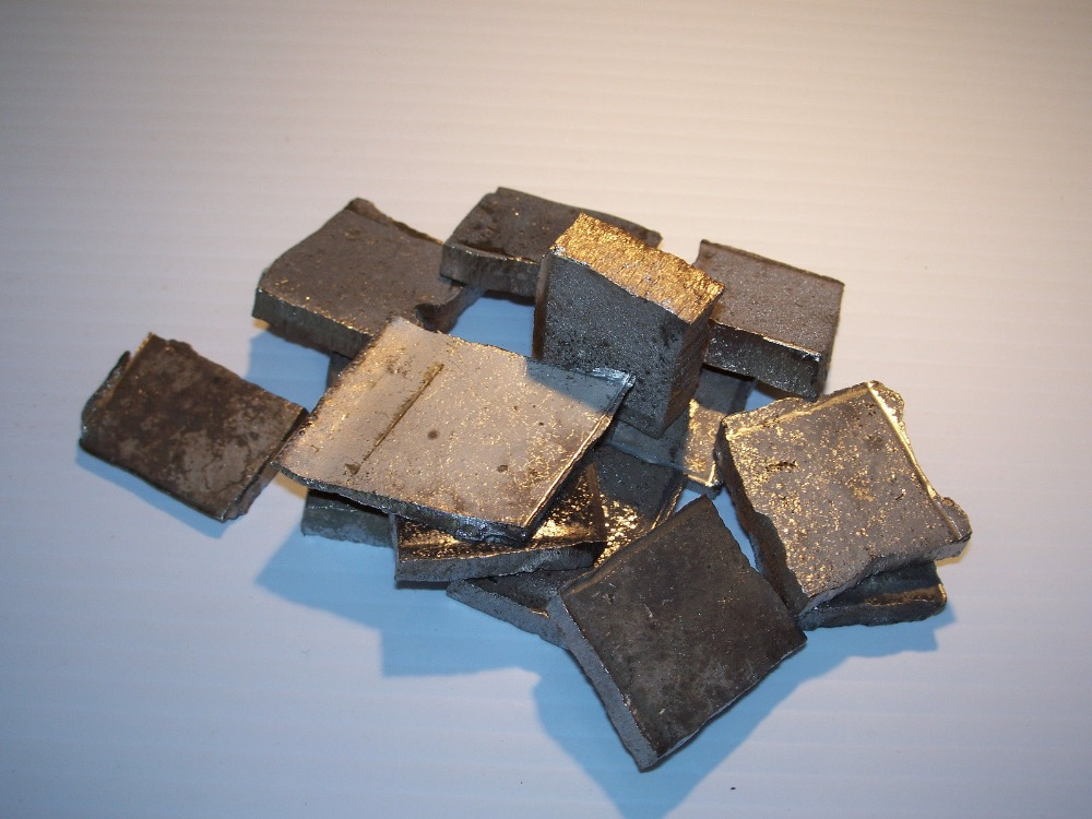 Cobalt Metal- Broken Cathode / Cathodes- 100 grams Purity- 99.98 dysprosium metal 99 9% 5 grams 0 176 oz