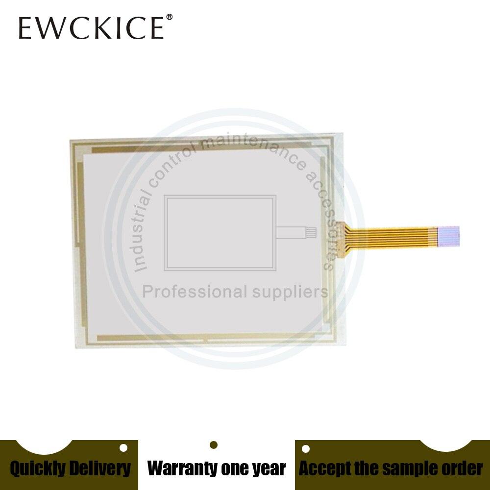 NEW 47-F-8-48-001 HMI PLC touch screen panel membrane touchscreen Industrial control maintenance accessories