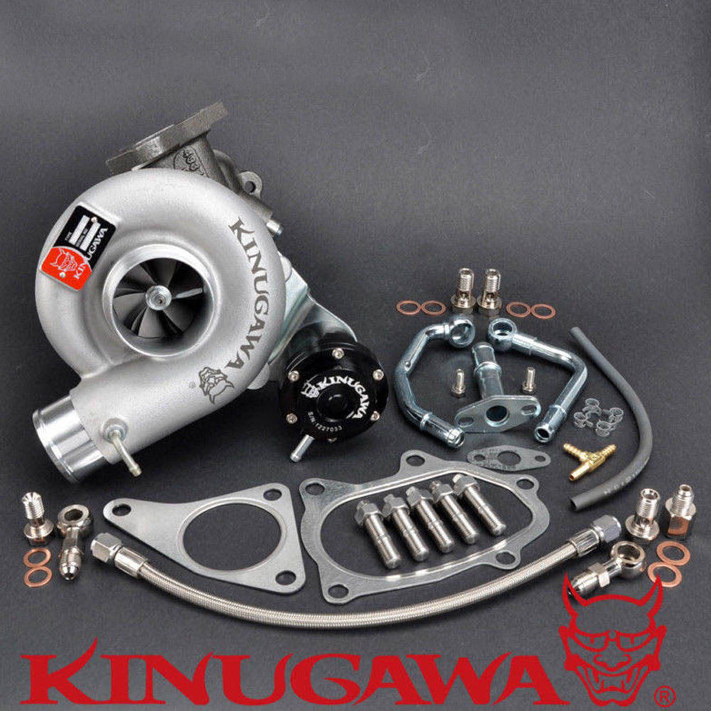 Kinugawa Billet Turbocharger TD05H 16G 8cm for SUBARU EJ25 WRX STi GRF 2008 Bolt On