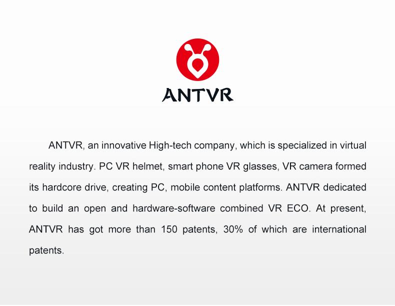 ANTVR 17 New Virtual Reality Glasses Headset for PC Virtual pc Glasses Binocular 110 FOV 2160*10P VR box Immersive 3D VR 18