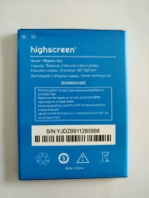 1300mAh Highscreen Pure J battery for Highscreen Pure J cell phone