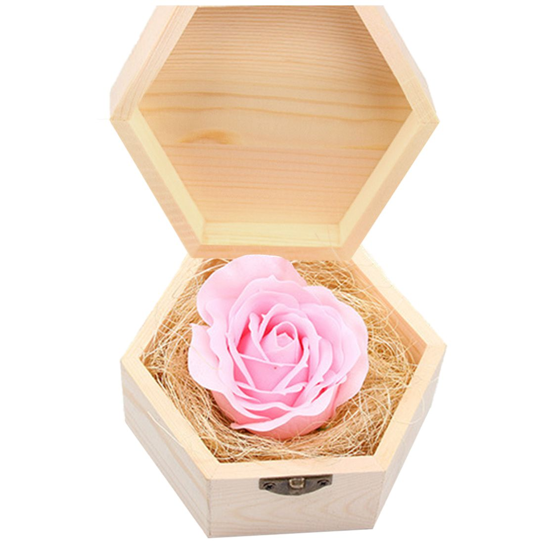 New Boutique Soap Flowers Gift Box For Birthday Gifts Teachers