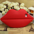 Design 3D Sexy Lips red Big Mouth Beijo Suave Silicon Case Capa Para iphone 7 7 plus 6 6 s plus 5 5S se 5c do telefone móvel casos elegante