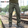 Free Army Brand Mens Military Cargo Pants Autumn Overalls Army Green Man Pants Multi-Pockets Straight Pants Men Trousers Mk-788A