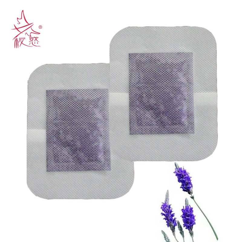 10/20pcs 2 in 1 Lavender Foot Patch Detoxifying Beauty Solution Fatigue Sleep Cushion Promote Metabolism Mat Shoe Inserts