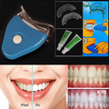 Original Teeth Whitening gel with lamp for white teeth & bleaching clareador dental